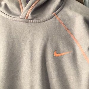 Nike Tops - M Nike Hooded Sweatshirt